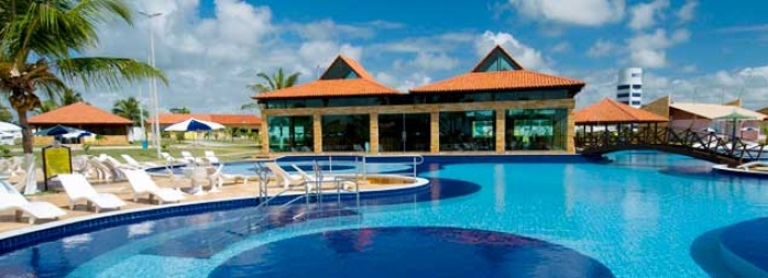 2 Diárias no Mussulo Resort  com All Inclusive